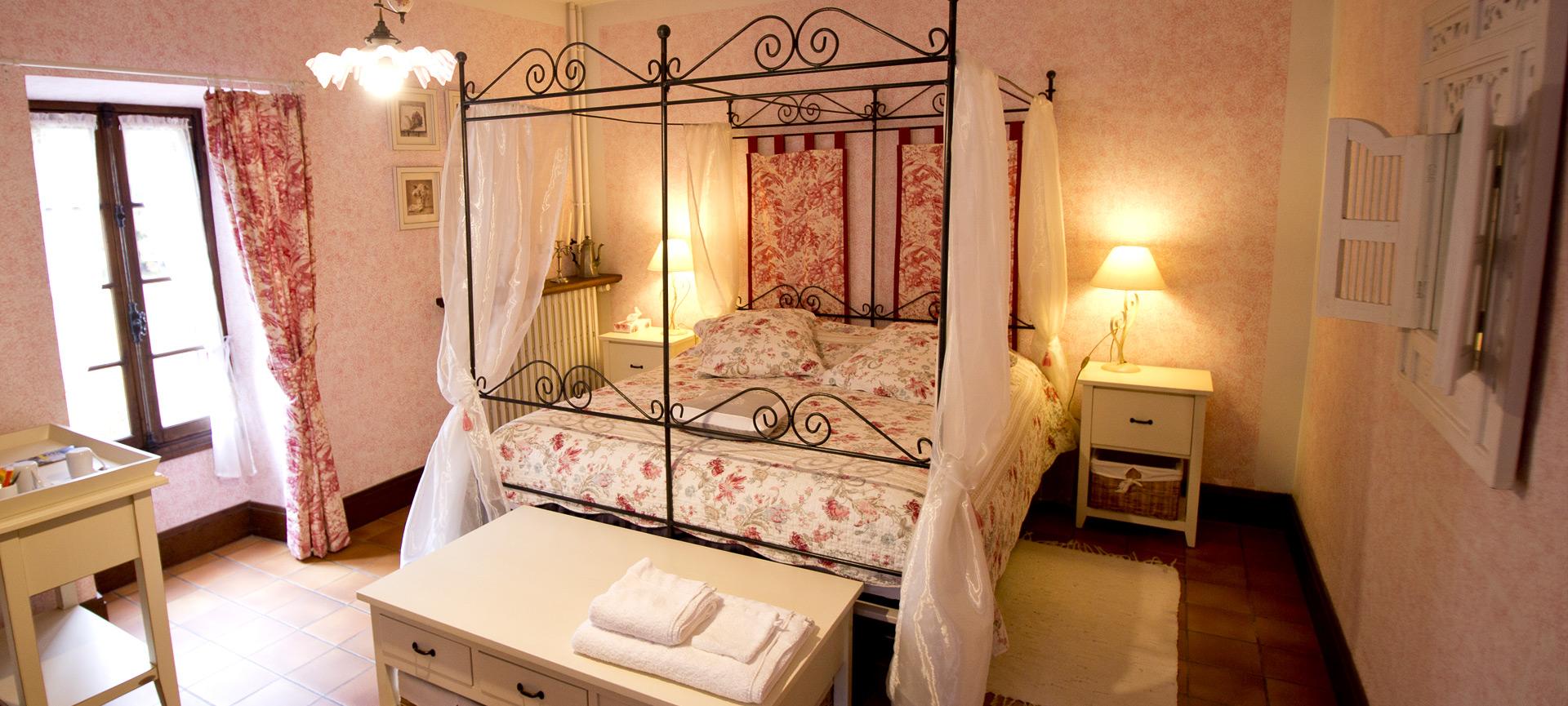 chambres d'hôtes moulin de benedicty, table d'hotes et gîte dans le Lot à Cahors