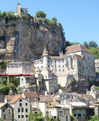 rocamadour bed breakfast moulin de benedicty, lot france medieval tourism